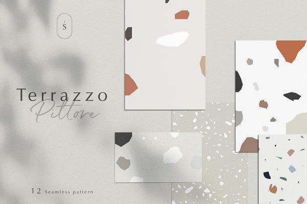 Download Terrazzo Pittore Pattern