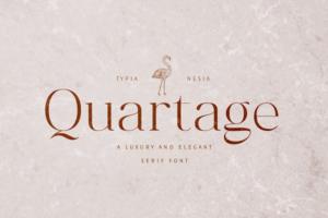 Download Quartage Serif