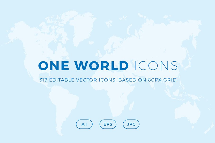 Download ONE WORLD ICONS - Countries