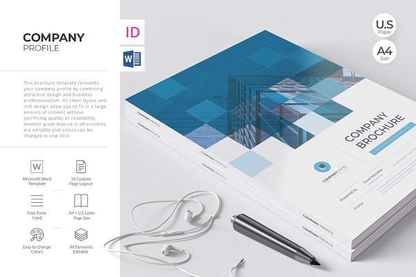Download Corporate Brochure 16 Pages