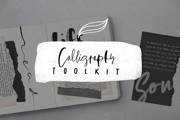 Download Calligraphy Toolkit 1 for Procreate