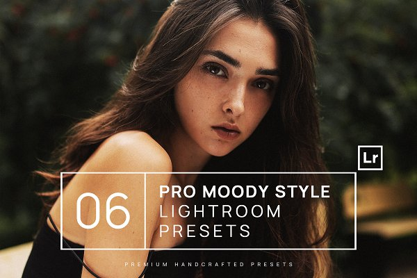 Download 6 Pro Moody Style Lightroom Presets