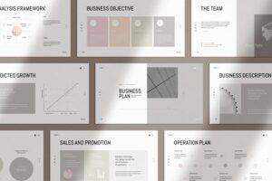Download Business Plan Google Slides Template