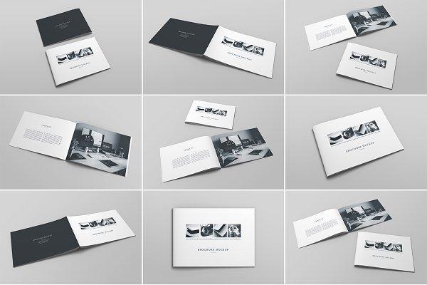 Download Brochure Catalog Mockup Bundle