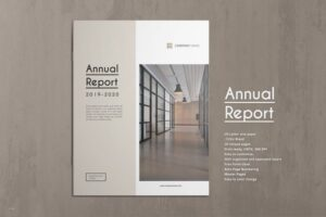 Download Annual Report Template