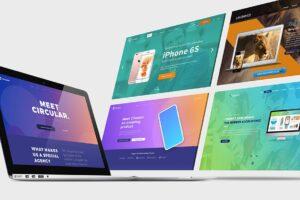 Download MacBook Mock-Up 01