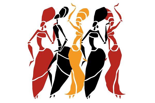 Download African women