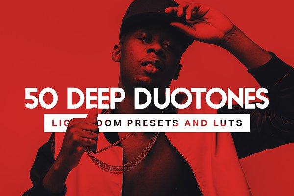 Download 50 Deep Duotone Lightroom Presets