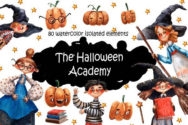 Download The Halloween Academy
