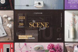 Download 50%OFF The Scene Creator - Top view