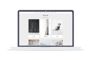 Download Scout - Portfolio Wordpress Theme
