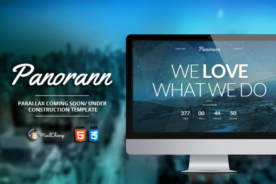 Download Panorann | Under Construction
