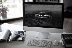 Download Stormy Day - Wordpress Blog Theme