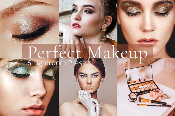 Download Perfect Makeup - Lightroom Presets