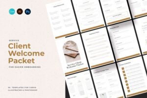 Download Service Client Welcome Packet