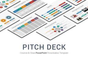 Download Pitch Deck PowerPoint Presentation