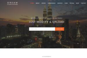Download Dream - Multipurpose WordPress Theme