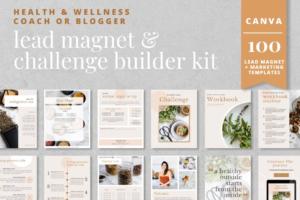 Download Wellness Coach Lead Magnet Builder