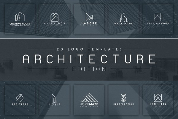 Download 20 Logos (Architecture Edition) -50%