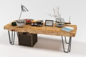 Download Slab coffee table