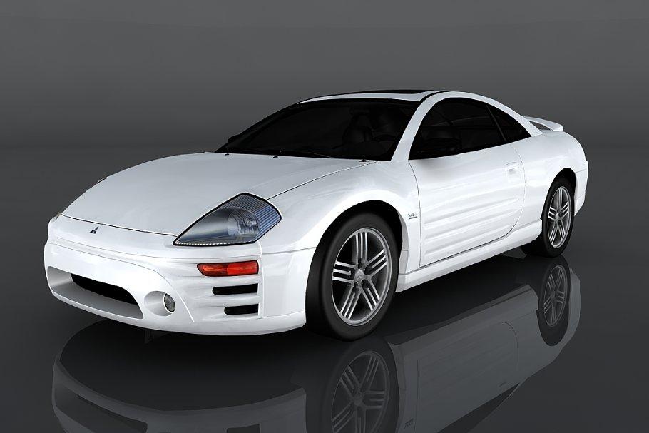 Download 2003 Mitsubishi Eclipse GTS