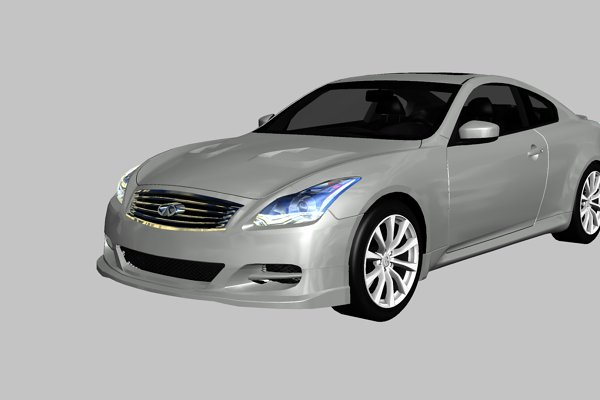 Download Infiniti G37 Coupe Sport 2008