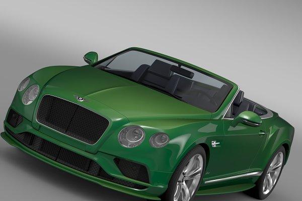 Download Bentley Continental GT Speed Convert