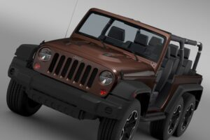Download Jeep Wrangler Rubicon 6x6 2016