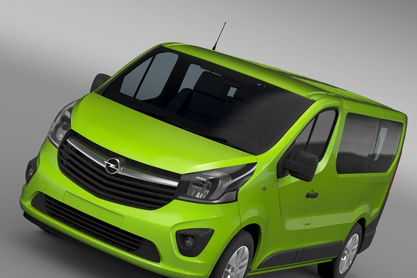 Download Opel Vivaro EcoFlex 2015