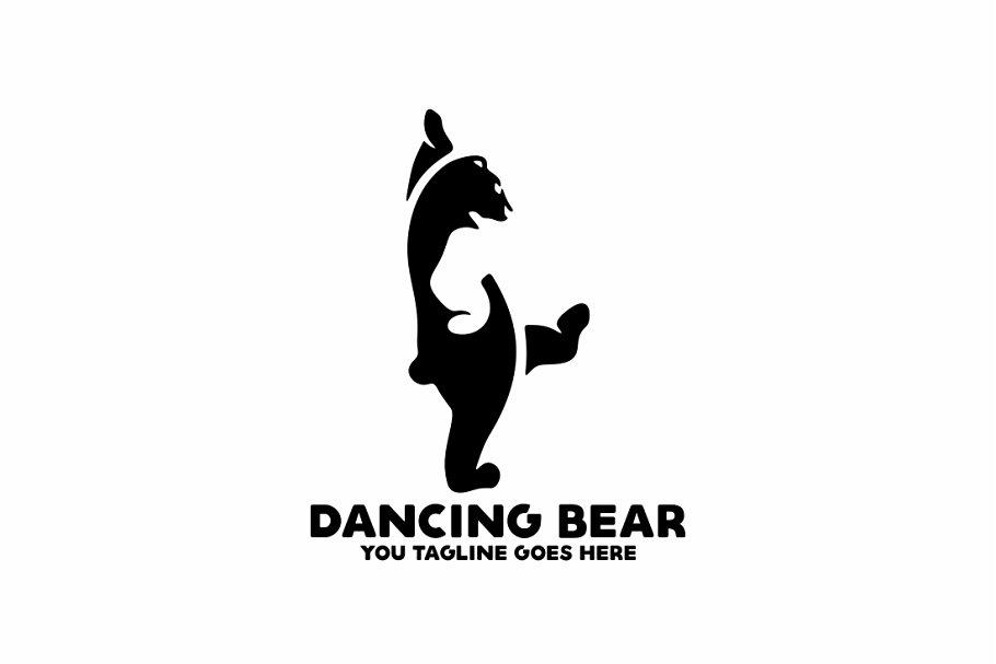 Download Dancing Bear Logo