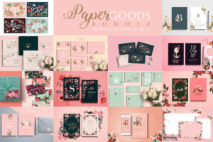 Download Paper Goods Bundle - Handpicked Set