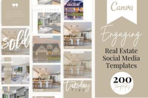 Download Real Estate Social Media Posts