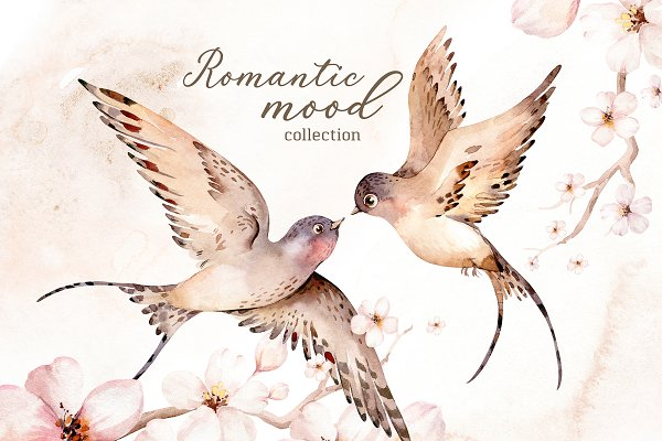 Download Romantic mood collection
