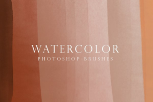 Download Watercolor Brushes for Photoshop