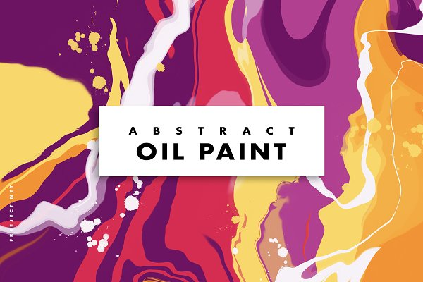 Download 10 Abstract Paint Background Bundle