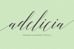 Download Adelicia Script