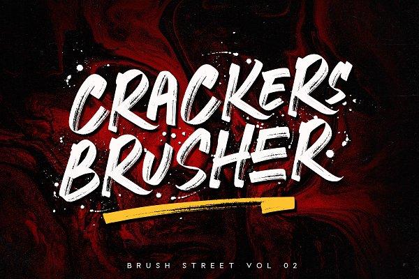 Download Crackers Brusher - Brush Street V.2
