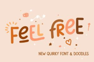 Download Feel Free Playful Font
