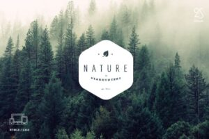 Download 2Simple Nature Coming Soon Template