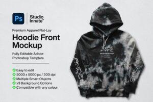 Download Hoodie Front Mockup