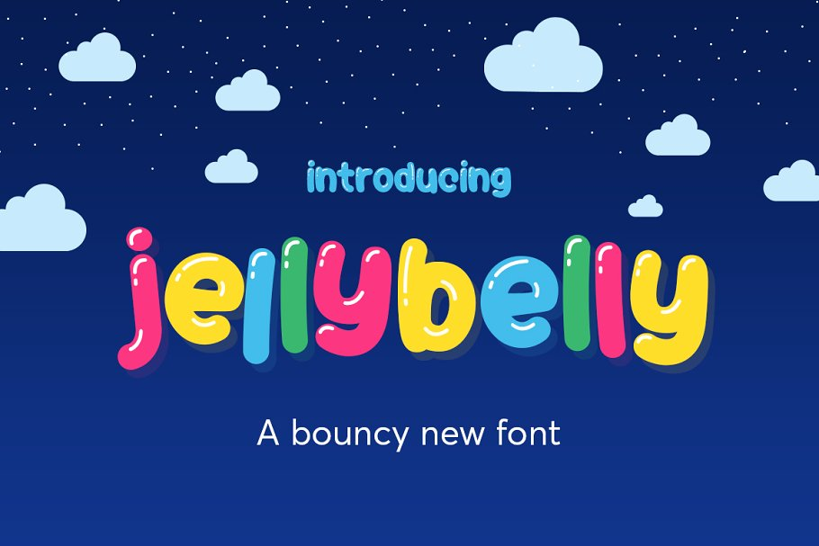 Download JellyBelly Font