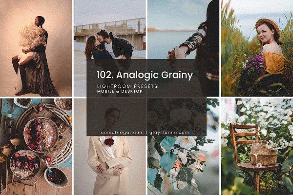 Download 102. Analogic Grainy Presets