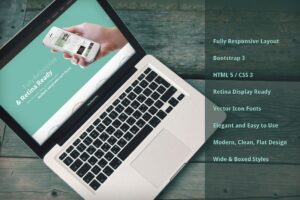 Download Inspire Bootstrap Responsive Theme