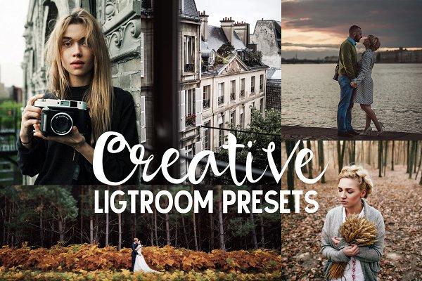 Download Creative Lightroom Presets