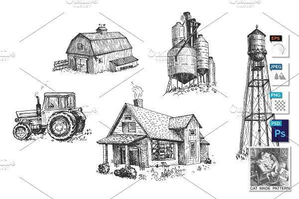 Download Farm buildings