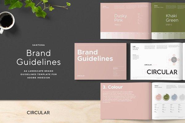 Download SANTONA / Brand Guidelines