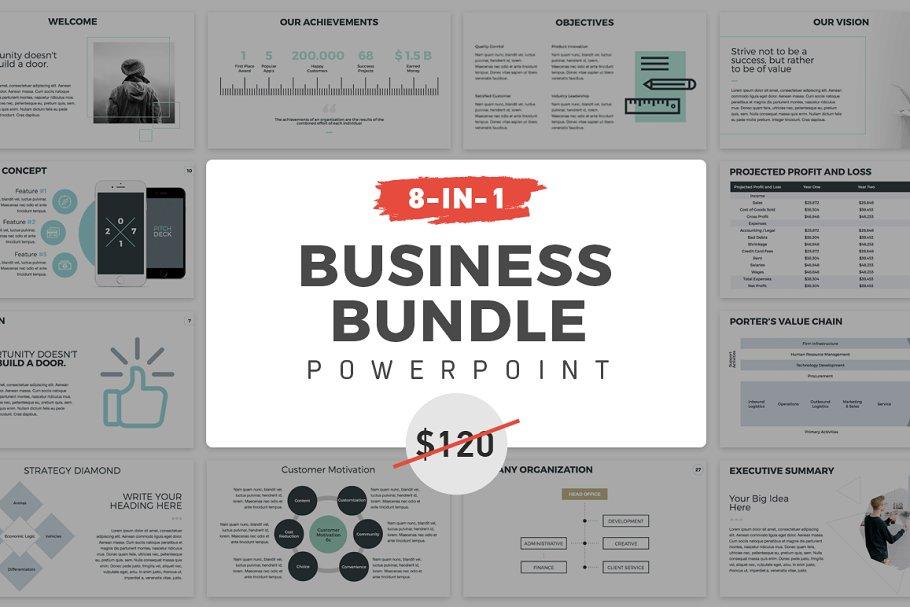 Download 8-in-1 PowerPoint Bundle