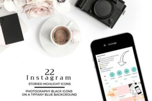 Download PHOTOGRAPHY Theme Instagram Icons