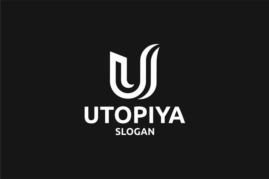 Download U Letter Logo