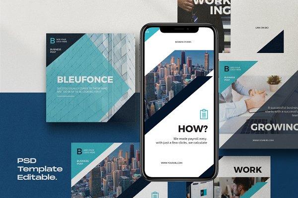 Download Bluefonce - Corporate Social Media